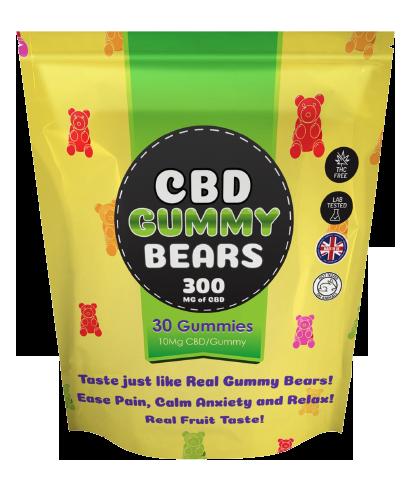 Green CBD Gummies